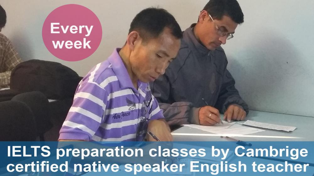 IELTS Preparation Classes